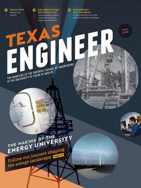 2016 Texas Engineer